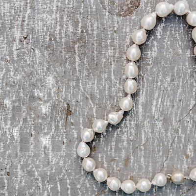 12-14mm Fresh Water Pearl with Magnetic Clasp
